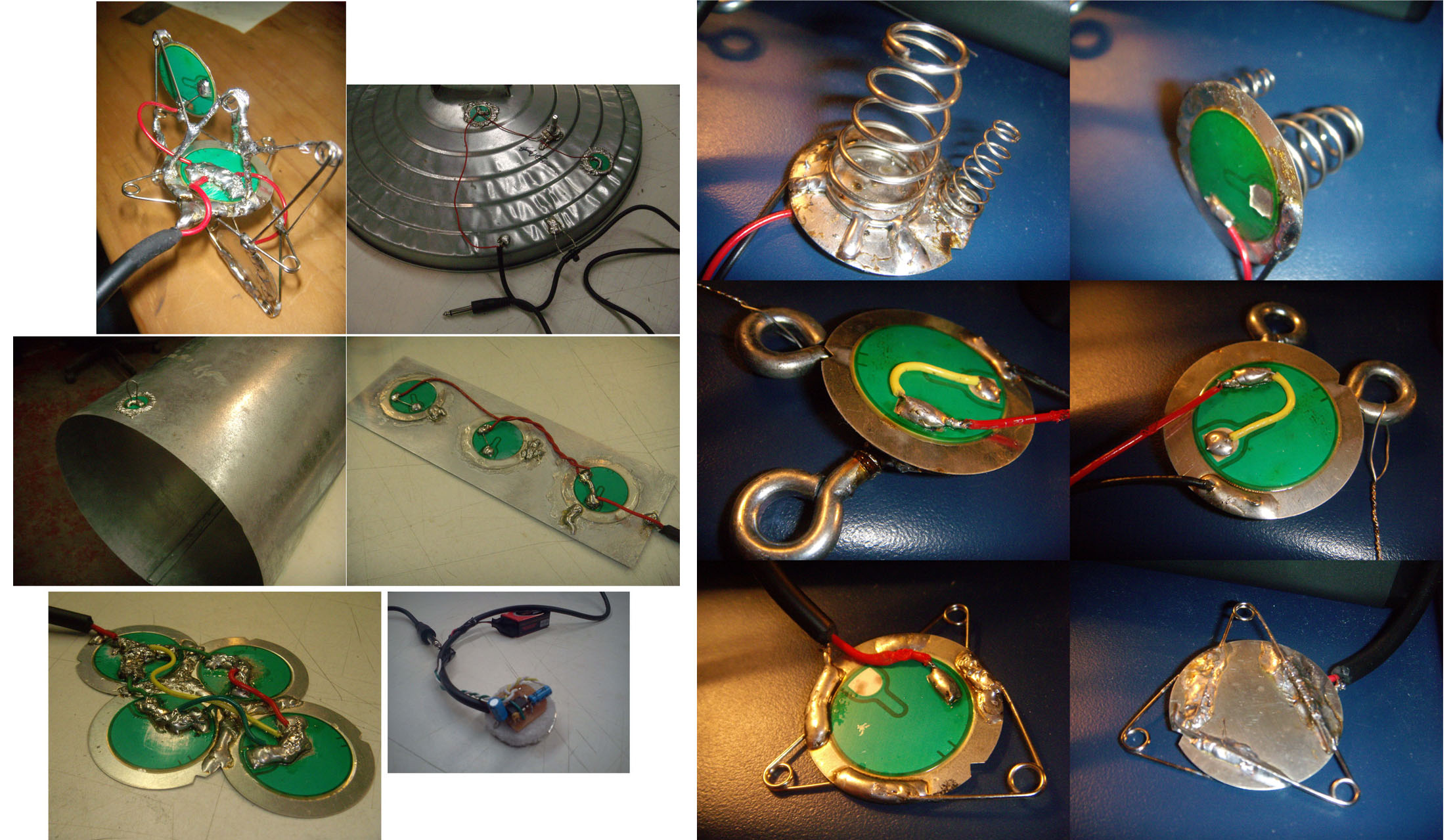piezo objects
